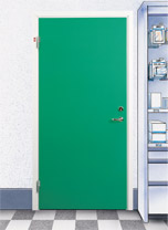 Daloc S33 (Y33) Säkerhetsdörr RC3
