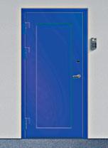 Daloc S94 (Y94) Høysikkerhetsdør RC4