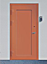 Daloc S95 (Y95) Högsäkerhetsdörr RC5